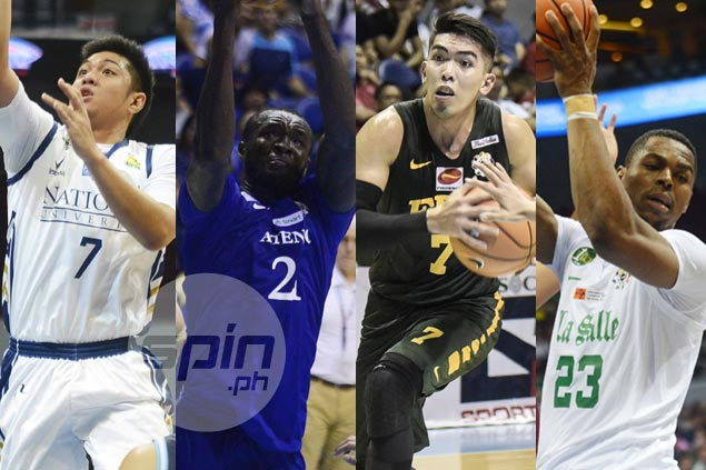 Ikeh, Ron Dennison lead studs for leading Ateneo, FEU surge in UAAP Season 80 Week 4