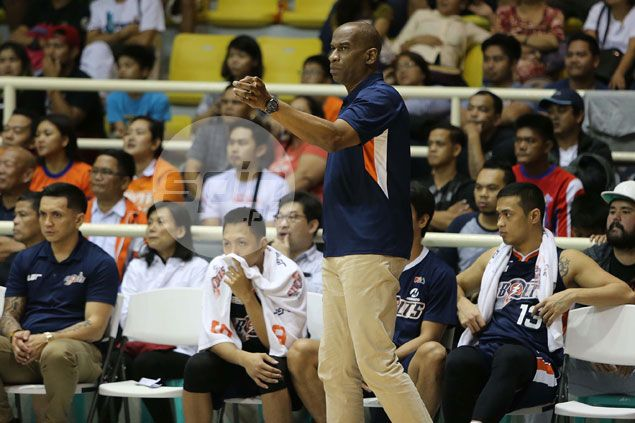 Norman Black says playing time issue behind indefinite suspension of Kelly Nabong