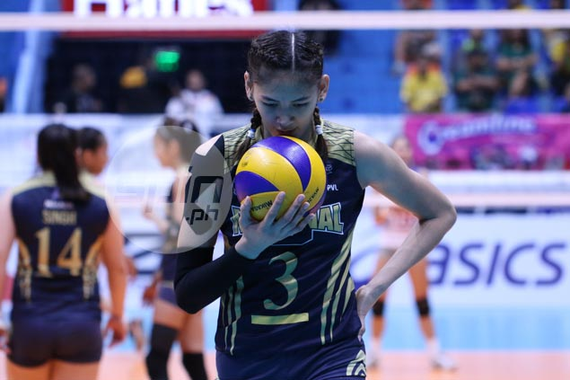 Jaja Santiago, Lady Bulldogs hope to complete semis sweep and have more time to prepare for title series