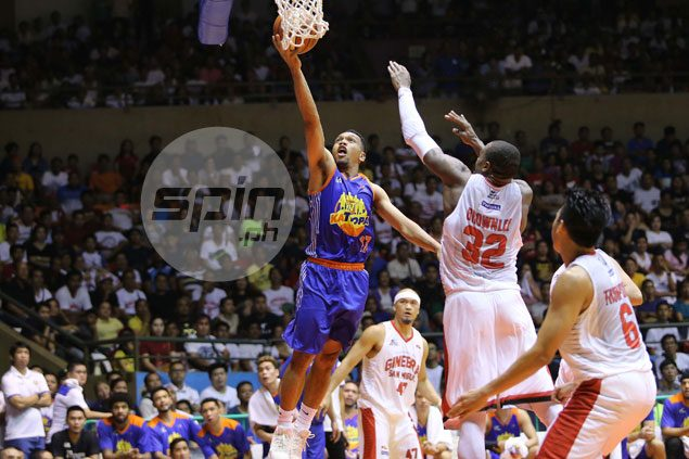 Jayson Castro, Glen Rice Jr. take charge as TNT holds off Ginebra to level semis series