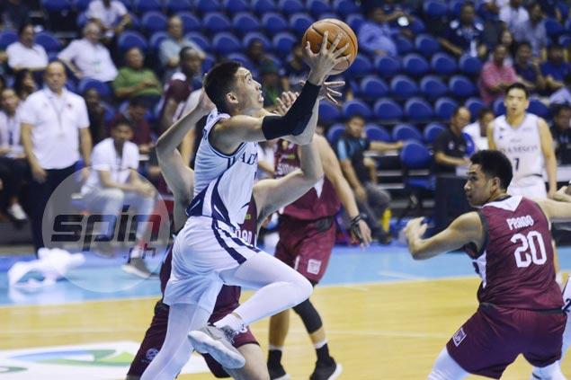 Sean Manganti putback wins it for Adamson as streaking Falcons stun skidding UP Maroons