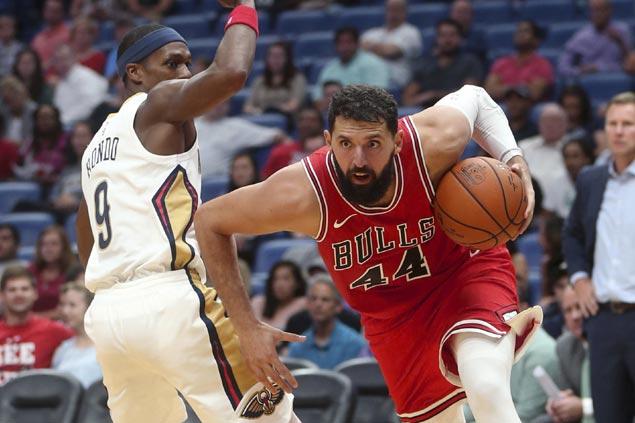 Bulls ground Pelicans despite 20-10 games from All-Star tandem Anthony Davis, DeMarcus Cousins