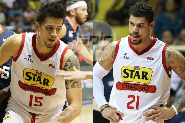 Star needs more from import Kris Acox for Hotshots to stay alive in semis, says Marc Pingris