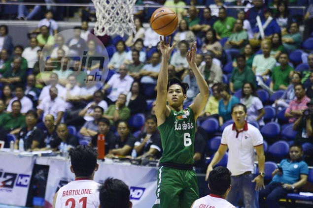 Ricci Rivero shrugs off limited playing time, looks to prove worth to regain coach Ayo's trust