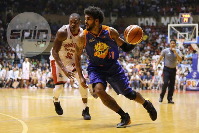 Glen Rice Jr. confident TNT locals capable of taking care of business even with him on the bench