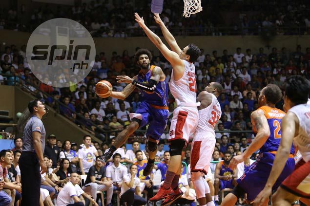 Early foul trouble a blessing in disguise as fresh Glen Rice Jr finished off Ginebra, says TNT coach