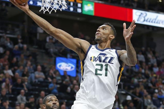 Jazz cruise past Josh Smith-led Maccabi Haifa for second straight preseason win