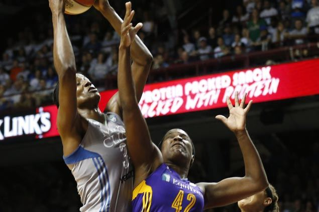 Sylvia Fowles sets new WNBA finals rebound mark as Lynx dethrone Sparks to win fourth title