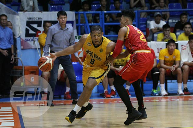 JRU squeaks past San Sebastian as Heavy Bombers put one foot in Final Four door