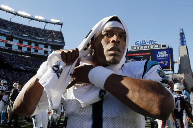 Carolina Panthers star Cam Newton loses sponsor for 'sexist' comments to female reporter