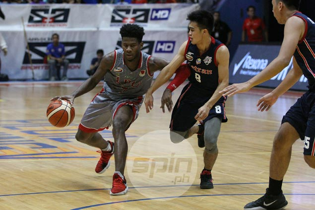 CJ Perez dazzles anew as Lyceum asserts might over Letran to extend perfect run to 16