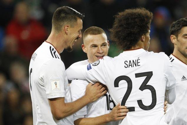 Germany all set for World Cup title defense after clinching berth with win over Northern Ireland