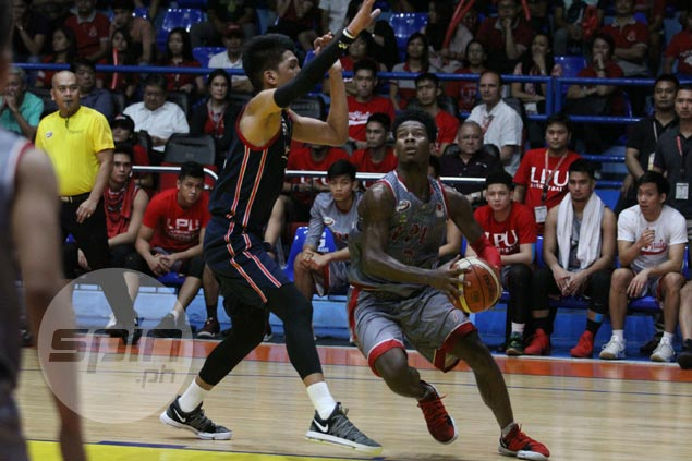 CJ Perez insists he's not yet PBA-ready as Pirates star looks to polish game some more in NCAA
