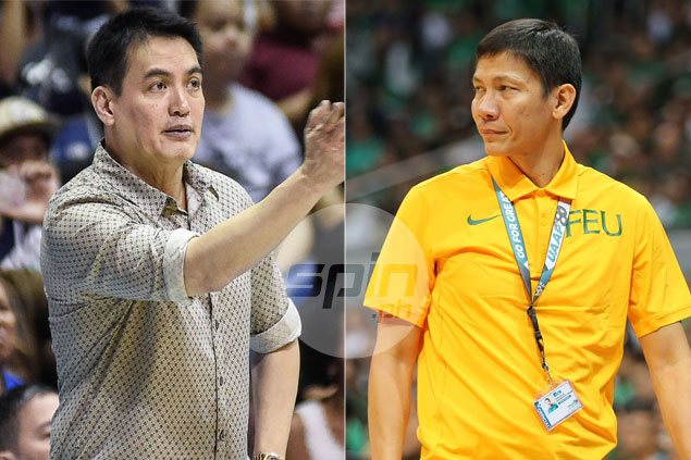 FEU, Adamson put identical three-game win runs at stake in clash of surging UAAP contenders