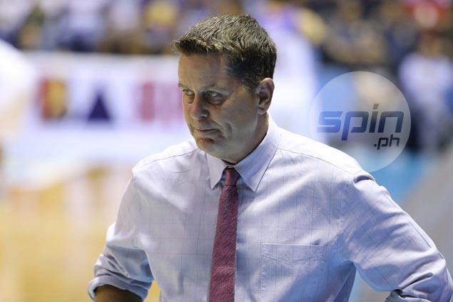 Tim Cone on free throw disparity: 'We went to the line a lot because we were the aggressive team'