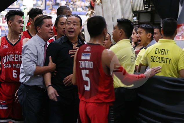 Nash Racela says he did not start spat with Alfrancis Chua but keeps mum on details: 'Baka ma-fine na naman ako'