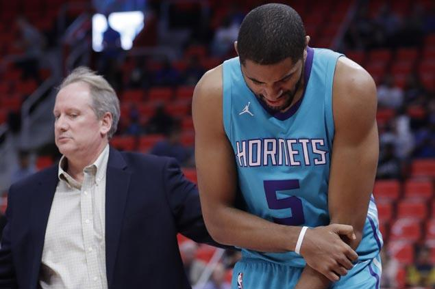 Injured while playing for Hornets after skipping Eurobasket, Nicolas Batum says some French fans celebrating his injury