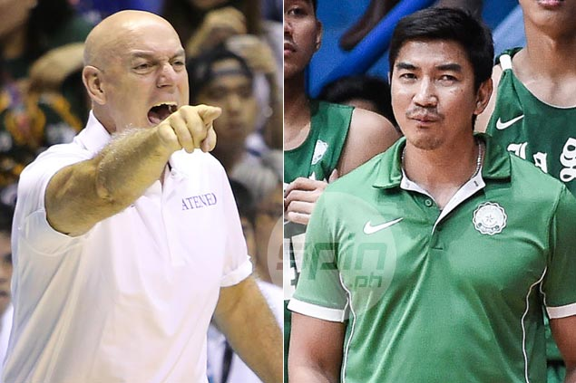 La Salle braces for war vs Ateneo as bitter rivals clash to close first round battles in Season 80