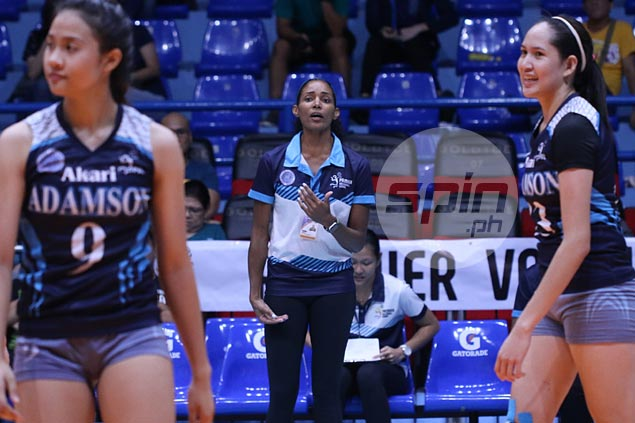 Air Padda says Adamson wasted opportunity with sloppy play: 'We helped FEU win'