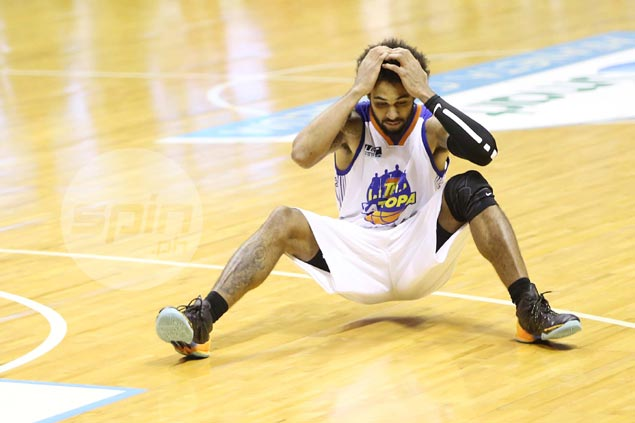 Former TNT import Glen Rice Jr axed by top Israel team for punching teammate