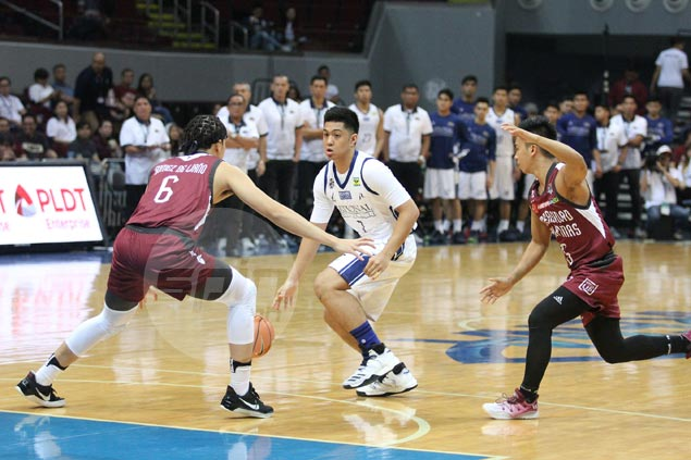 NU Bulldogs arrest three-game slide and deal UP Maroons third consecutive loss