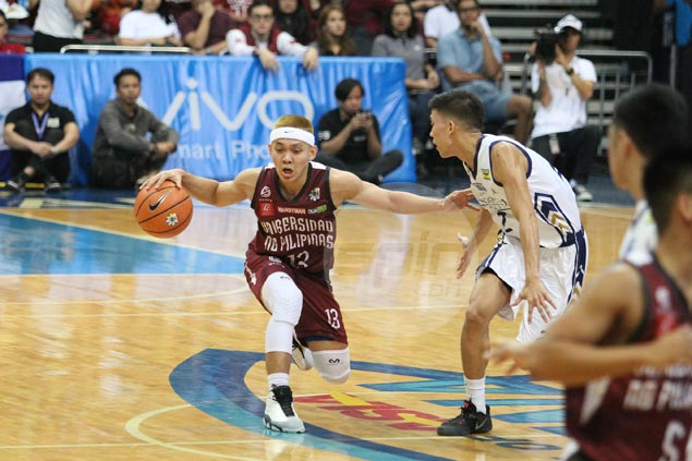 Jun Manzo cleared of any major injury but still uncertain for UP game vs UST