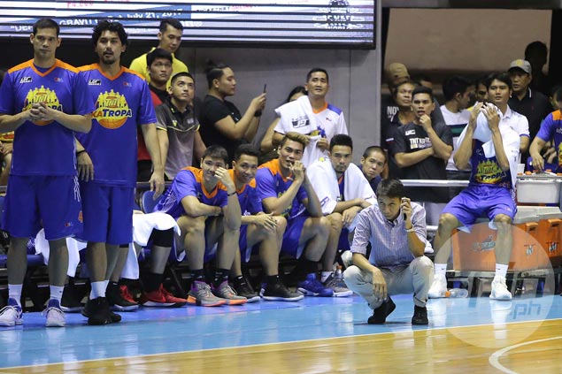 Nash Racela rues another playoff loss to SMC team:'If you want to win a championship, we really have to get past a San Miguel team'