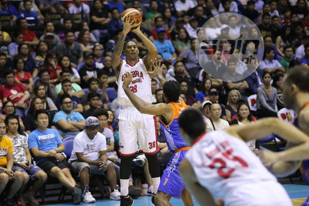 Joe Devance on Meralco: 'I don't want to say we hate each other, but we hate each other'