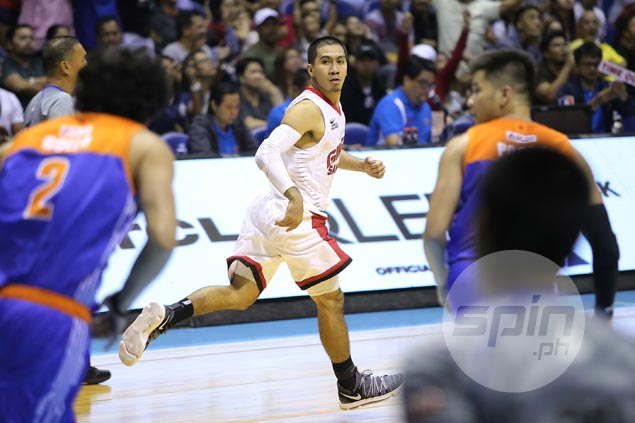 LA Tenorio feels heated series vs TNT exposed Ginebra's weaknesses