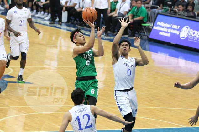 La Salle gets shot at payback against Ateneo in November 12 rematch