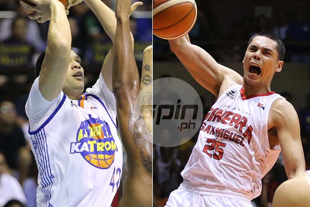 Japeth Aguilar ecstatic after wish to have 'childhood idol' Danny Seigle's jersey granted