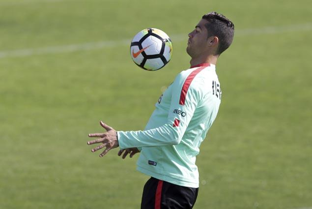Cristiano Ronaldo back in Portugal lineup for crucial match against Switzerland