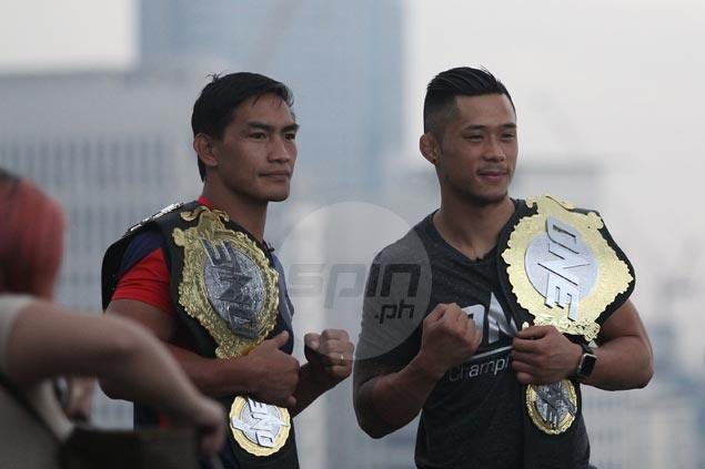 Eduard Folayang, Martin Nguyen cast friendship aside in historic battle of One champions