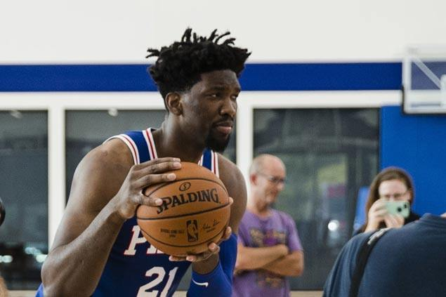 Joel Embiid agrees to $148M five-year contract extension with 76ers, says source