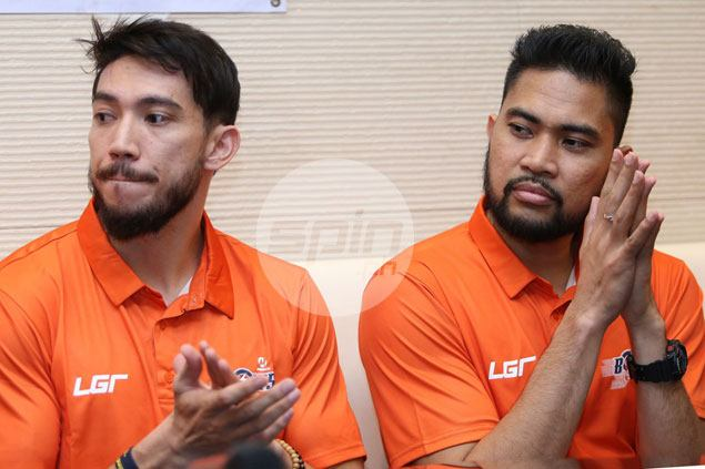 Dillinger hopes to reprise winning partnership with Ranidel de Ocampo at Meralco