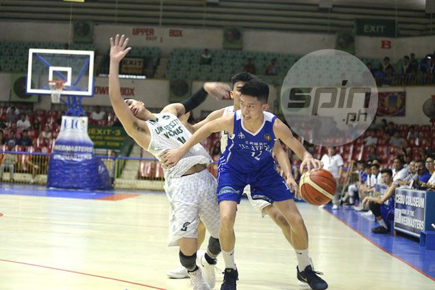 In-form UV Baby Lancers stand in way of Magis Eagles' quest for Cesafi juniors five-peat