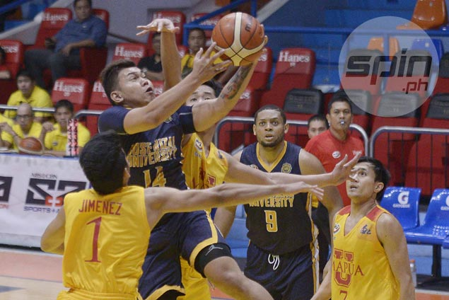 JRU turns to defense late to snap Mapua's two-game surge and clinch Final Four berth