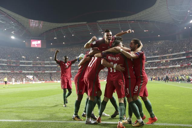 Portugal is World Cup bound after big victory over Switzerland