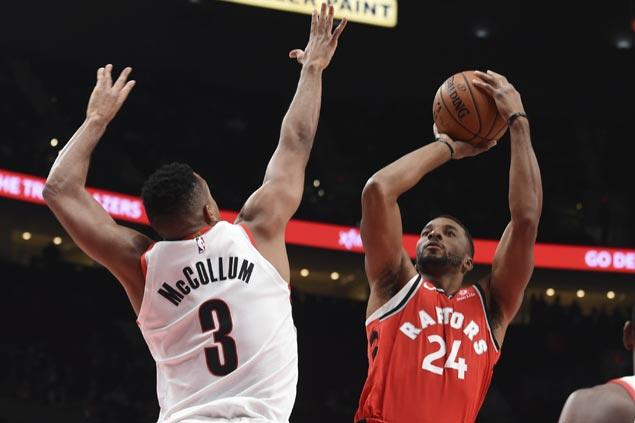 Embracing the three-pointer, Raptors have their eyes on a deep playoff run