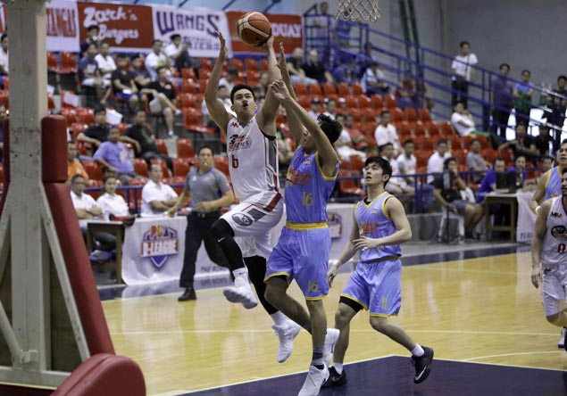 Rookie draft hopeful Raymar Jose believes he can make immediate impact in PBA