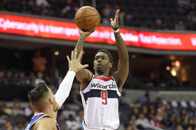 Wizards swingman Sheldon Mac could be out for the season due to torn Achilles tendon