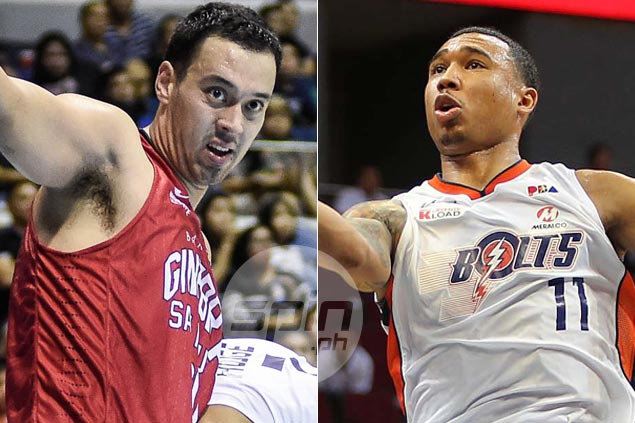 Surreal feeling as pals Newsome, Slaughter battle for PBA title, Best Player award