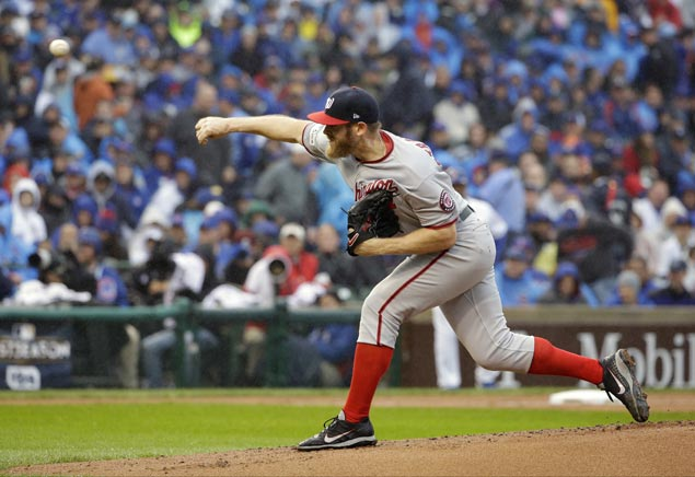 Stephen Strasburg erases doubts with dominant outing as Nats force NLDS decider with Cubs