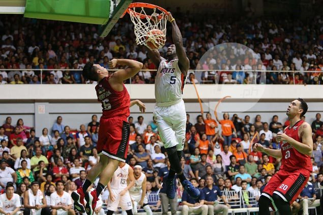 Allen Durham rues Meralco's lack of energy in Game One: 'We were kinda lazy'