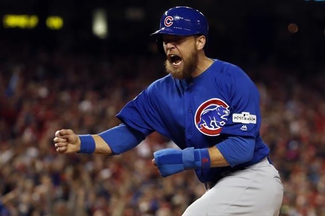 Chicago Cubs survive thriller over Washington Nationals to arrange NLCS battle vs LA Dodgers