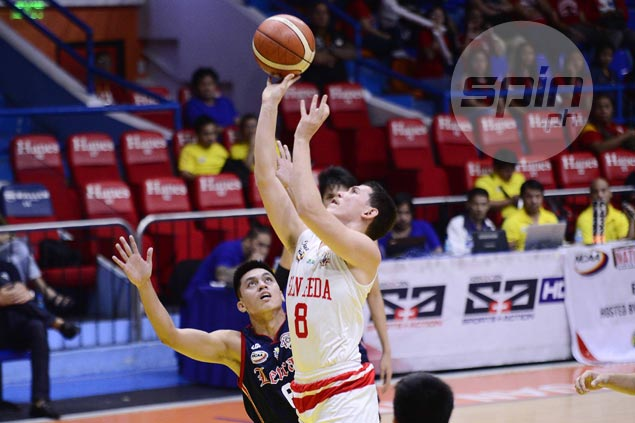 San Beda overcomes gutsy Letran stand to sustain momentum ahead of Lyceum rematch