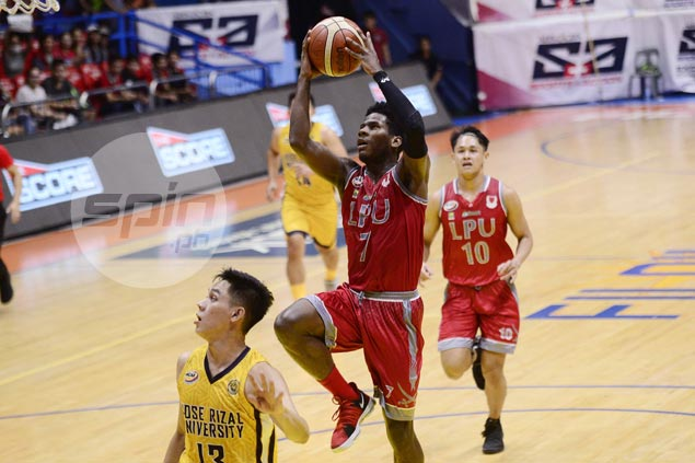 CJ Perez leads from front as Lyceum Pirates rip JRU to close in on rare sweep