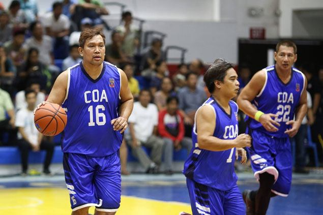 AFP Cavaliers, Senate Defenders out to keep pace with pace-setting PNP in UNTV Cup