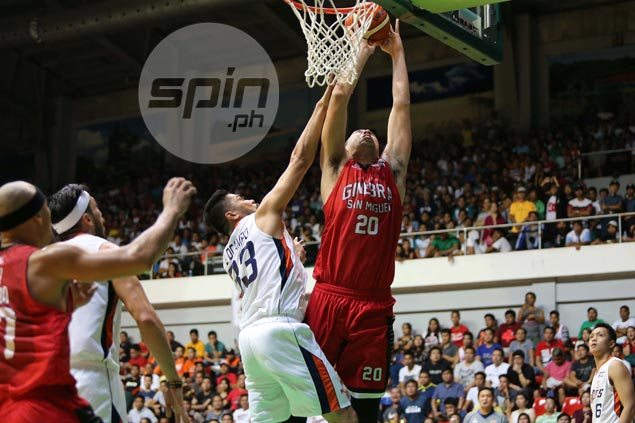 Long wait worth it as Greg Slaughter impresses in PBA Finals debut for Ginebra
