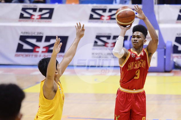 Stags break three-game slide with rout over Cardinals to stay in hunt for last Final Four slot